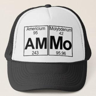 Am-mo (ammo) - Full Trucker Hat