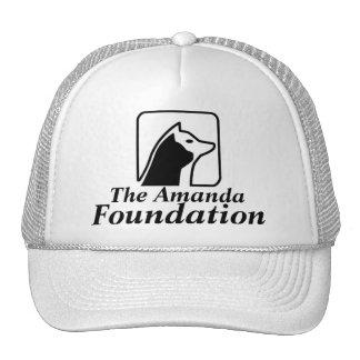 Amanda Foundation Logo Baseball hat