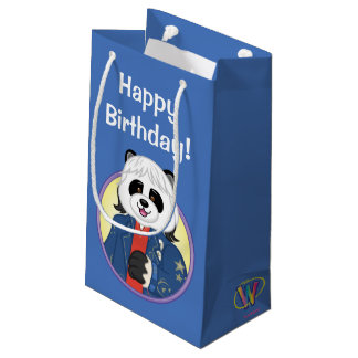 Amanda Panda Small Gift Bag