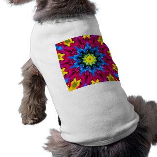 Amazing Color Burst Kaleidoscope Shirt