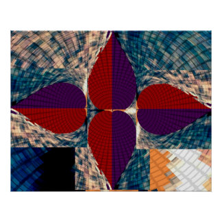 Amazing Cosmic Lotus Petals - Moments in journey 6 Posters