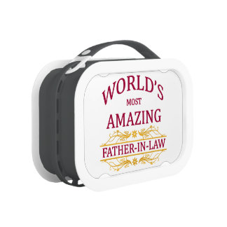 Amazing Father-In-Law Lunch Boxes