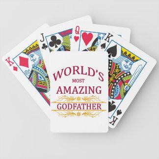Amazing Godfather Poker Deck