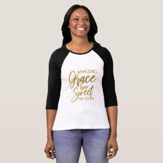 Amazing Grace How Sweet The Sound Spiritual shirt