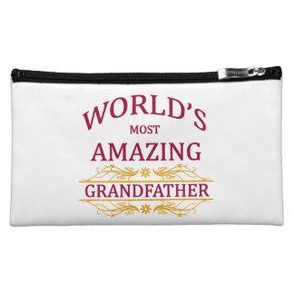 Amazing Grandfather Makeup Bag