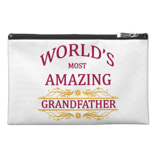 Amazing Grandfather Travel Accessories Bags