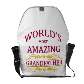 Amazing Grandfather Courier Bags