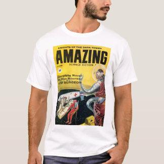 Amazing Science Fiction Stories 2_Pulp Art T-Shirt