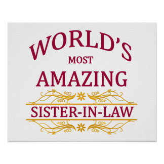 Amazing Sister-In-Law Poster