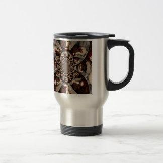 Amazing Snowman Stainless Steel Travel Mug