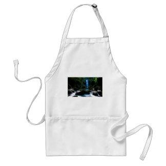 Amazing waterfall standard apron