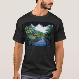 Amazon Jungle River Landscape T-Shirt