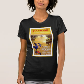 Amazon River  Booth Line T-Shirt