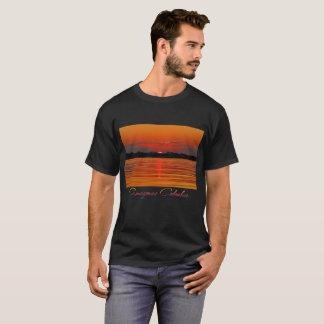 Amazon River Sunset Men's T-Shirt