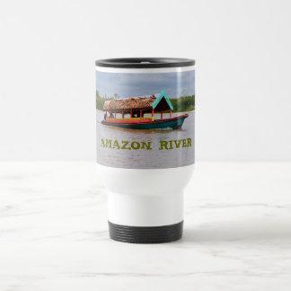 AMAZON RIVER TRAVEL MUG