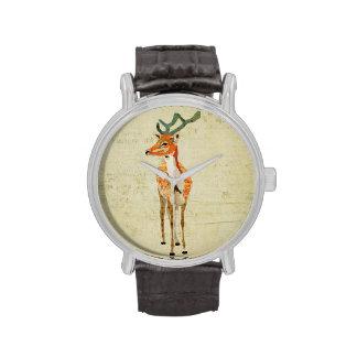 Amber Buck Watch