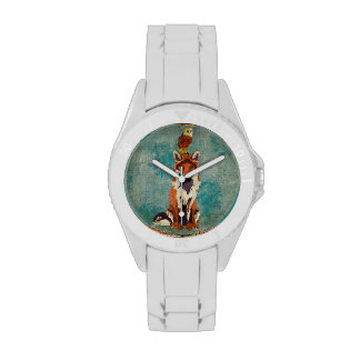 Amber Fox & Owl Watch