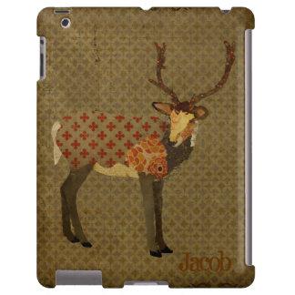 Amber Mums Buck iPad Case