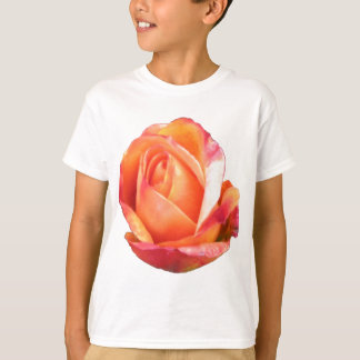 Amber Sunblaze Miniature Rose T-Shirt