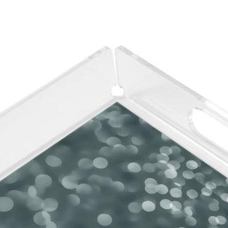 Ambient 2, Original designer Home decor art Acrylic Tray