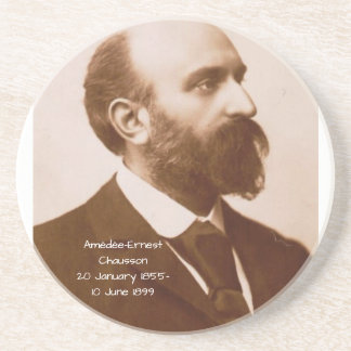 Amedee-Ernest Chausson Coaster