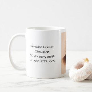 Amedee-Ernest Chausson Coffee Mug