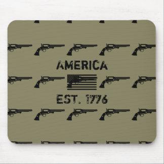 America EST. 1776 Mouse Pad