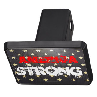 America Strong Hitch Covers