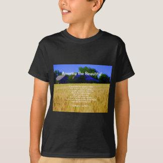 America the Beautiful Shirts