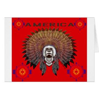 America to bear phase bears card