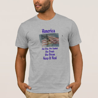 """America, """"We the People"""" T-Shirt"""