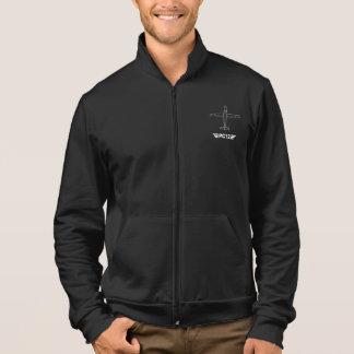 American Apparel Fleece Sport Jacket - PC12