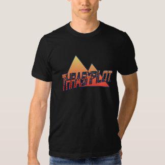 American Apparel Thrash Pilot T Shirt