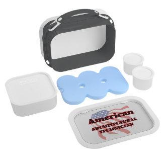 American Architectural Technician Lunch Box