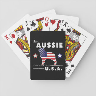 American Aussie Playing Cards