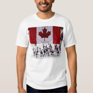 American/Canadian Tshirts