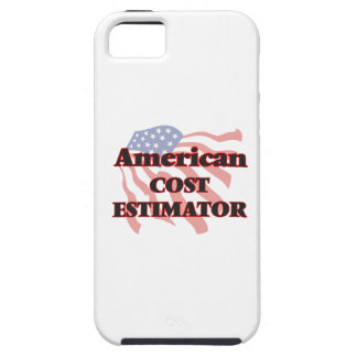 American Cost Estimator Case For The iPhone 5