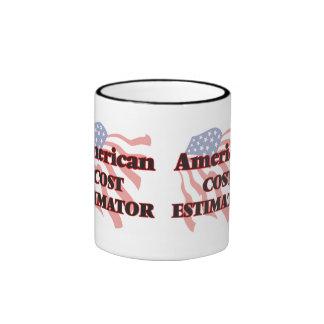 American Cost Estimator Ringer Mug