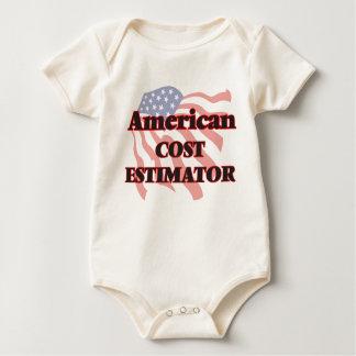 American Cost Estimator Baby Bodysuit
