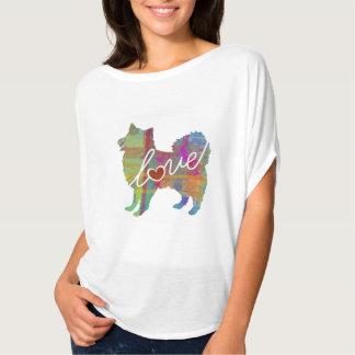 American Eskimo - Watercolor T-Shirt