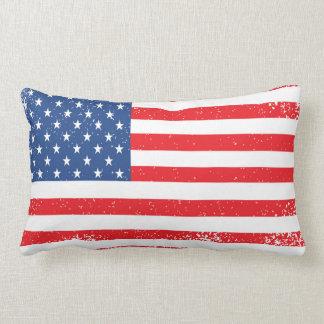 AMERICAN FLAG - Throw Pillow
