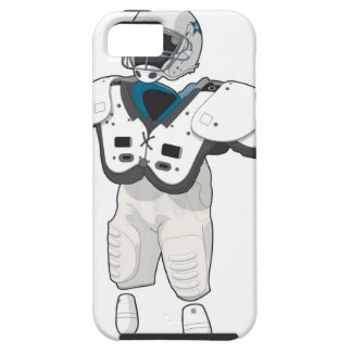 American football gear iPhone 5 case