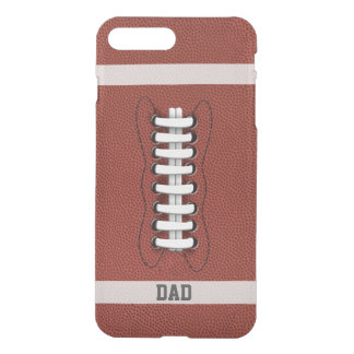 American Football Pigskin Ball Personalized iPhone 8 Plus/7 Plus Case
