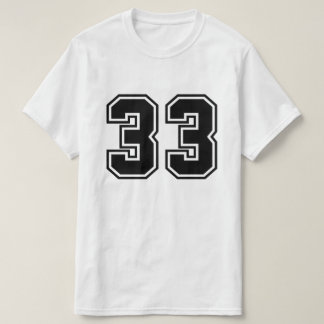 American Football T Shirt Jersey Style