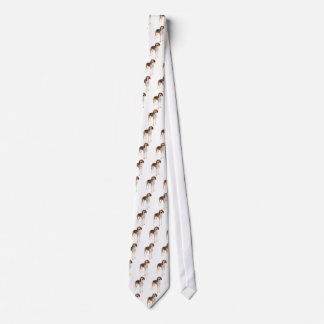 American Foxhound Tie