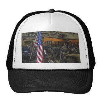 American Harley Davidson Cap