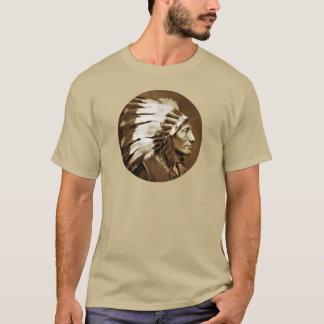 American Indian Chief T-Shirt