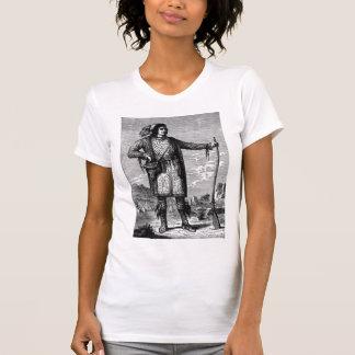 American Indian Chief Women's Shirt