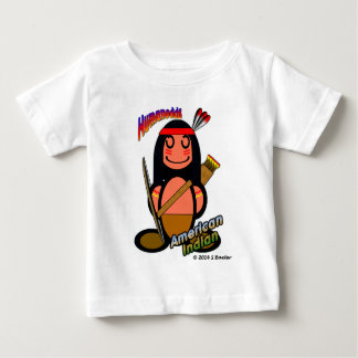 American Indian (with logos) Shirts
