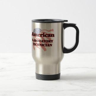 American Laboratory Technician Stainless Steel Travel Mug